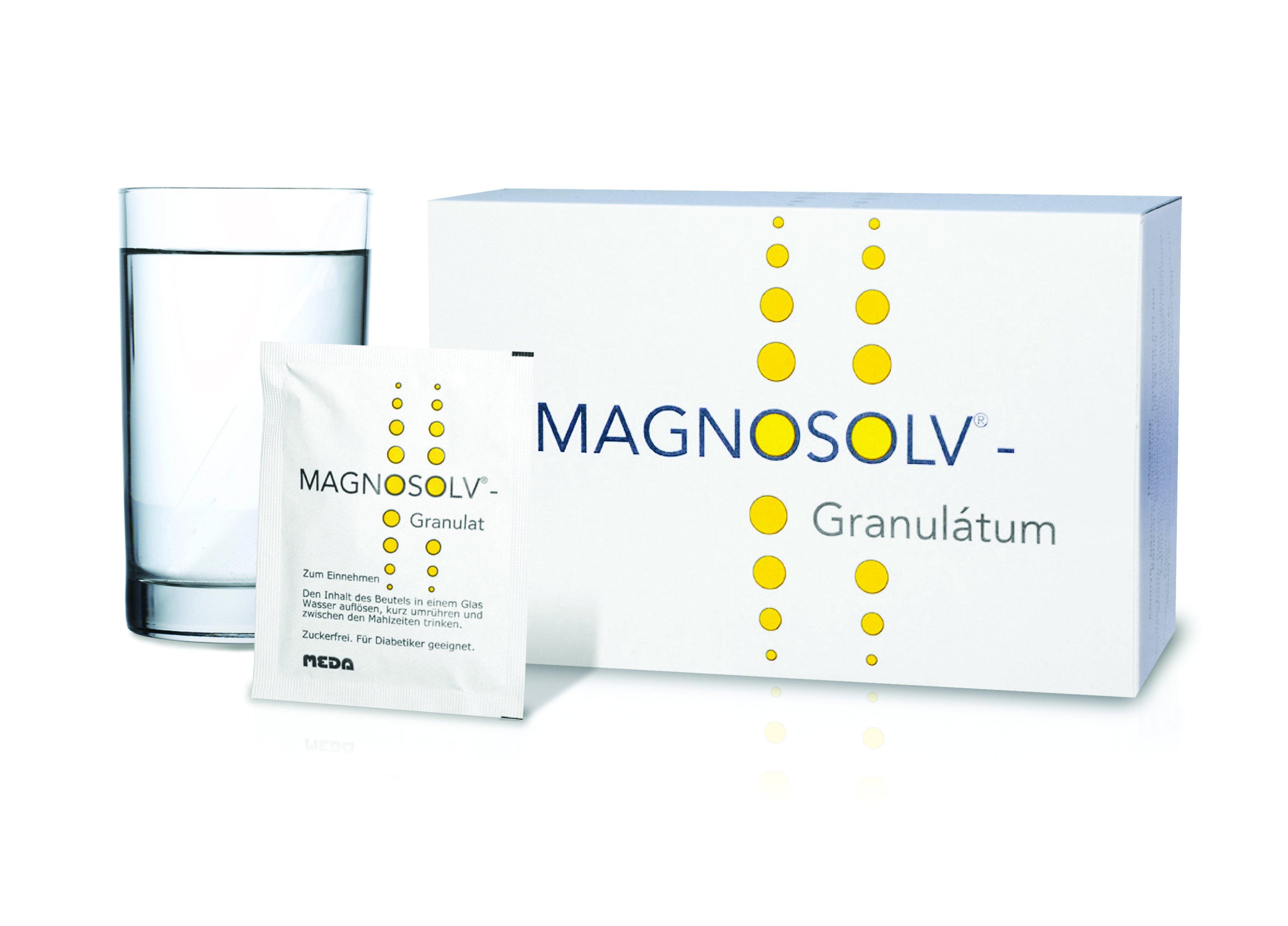 A legjobb magnéziumkészítmény: Magnosolv