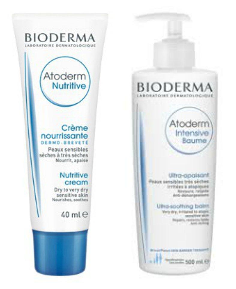 Bioderma Atoderm teszt